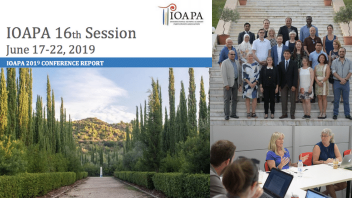 IOAPA Session 2019 Report